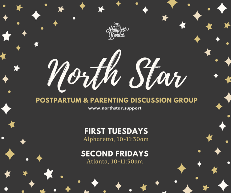 Jaime Filler, LMFT, facilitates a Postpartum Support Group the Second Friday of the month at Intown Midwifery.