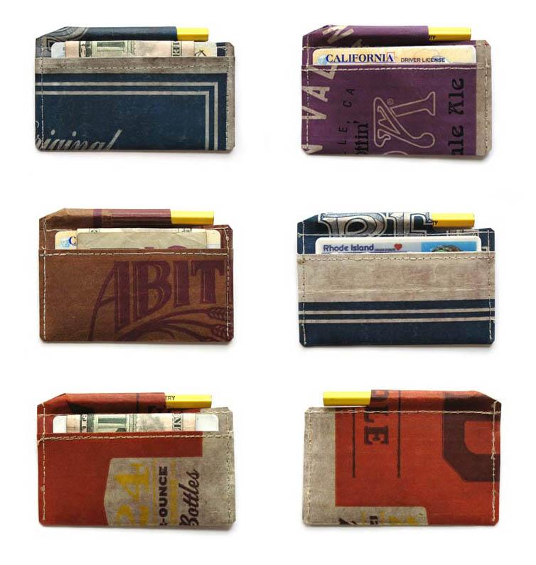 Men's wallet that makes a unique gift.