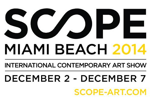 DECORAZON - Cordially invites you to SCOPE MIAMI BEACH 2014 Booth D-13