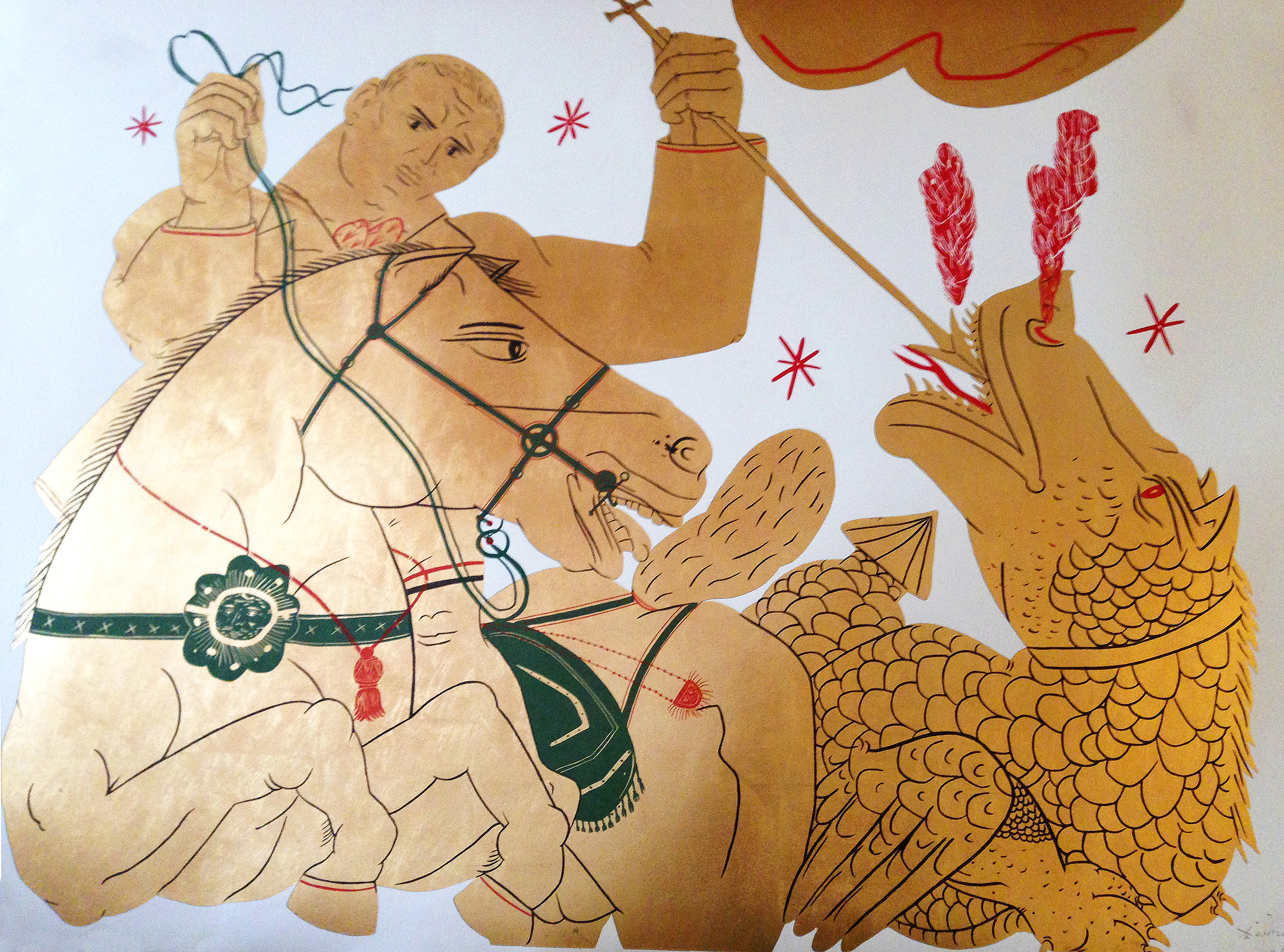 Rider and the Dragon_39x51in_100x130cm_lg.jpg