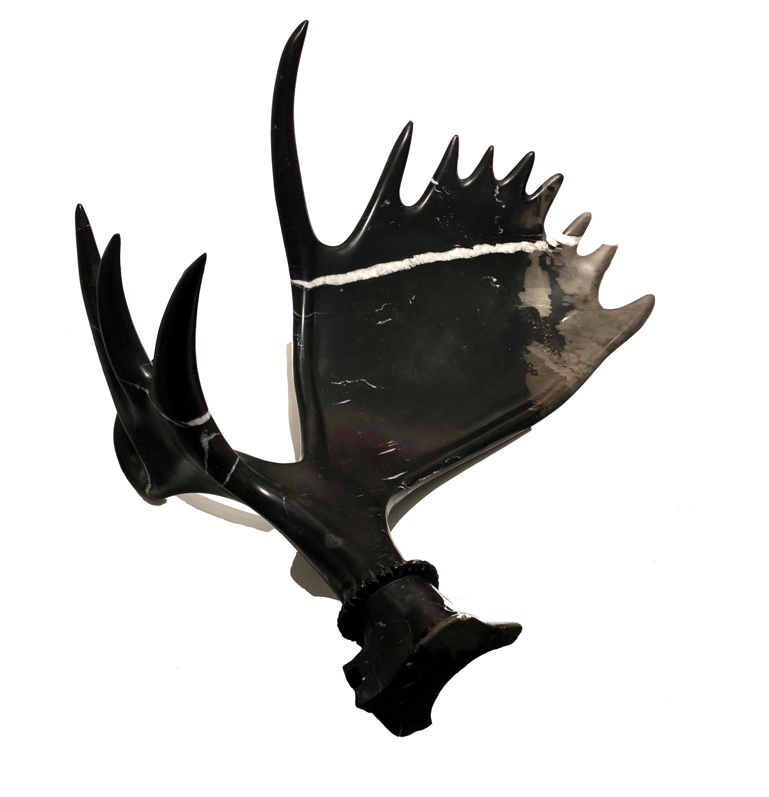 KL_Moose Antler II_Black Marble02.jpg
