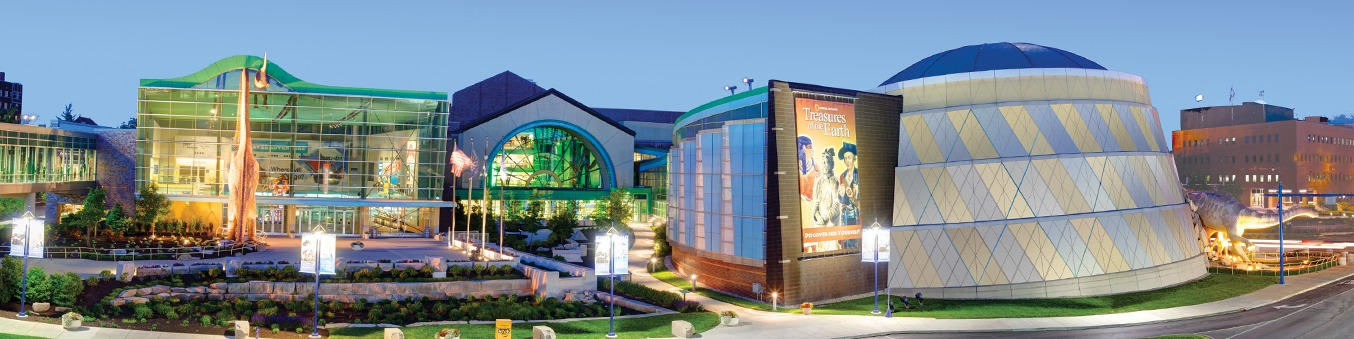 Children's Museum Indianapolis - 3000 North Meridian Street, Indianapolis, IN 46208 USA