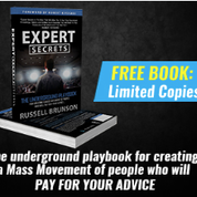 Create and Develop Your Voice with  Your FREE copy of Expert Secrets!