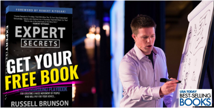 Learn More About Sales Funnels! Get Your FREE Copy of Expert Secrets Here!