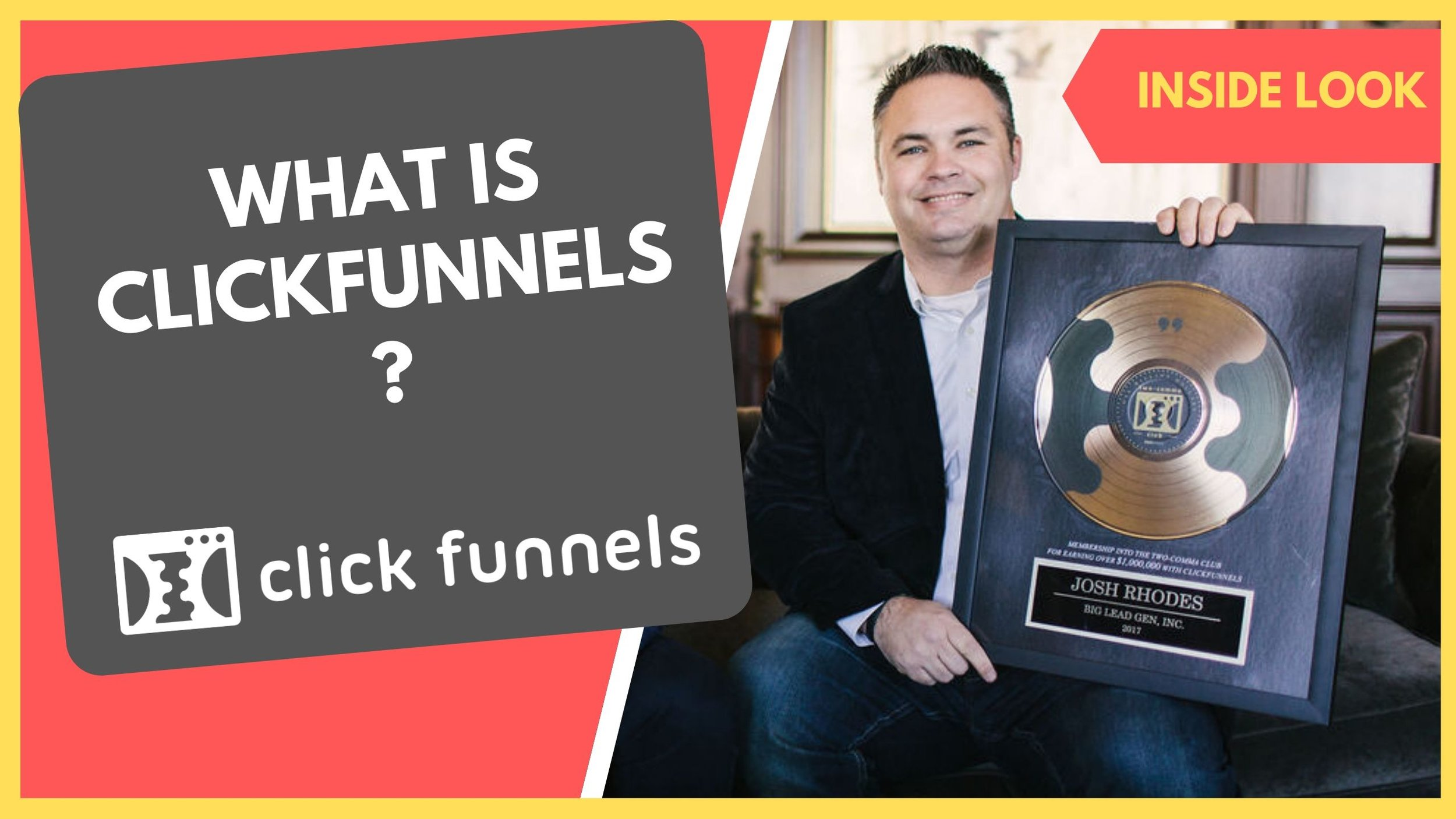 What Kind Of Funnel Is The Clickfunnels Main Page
