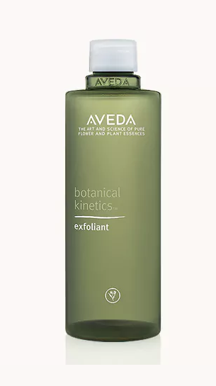 Liquid Based: - AVEDA's Botanical Kinetics Exfoliant