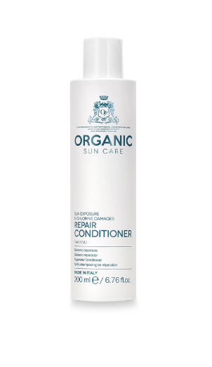 Repair Conditioner - Repair conditioner from damages caused by sun exposure or from contact with oxidants such as chlorine.Moisturizes the hair and restores the hydrolipidic film.