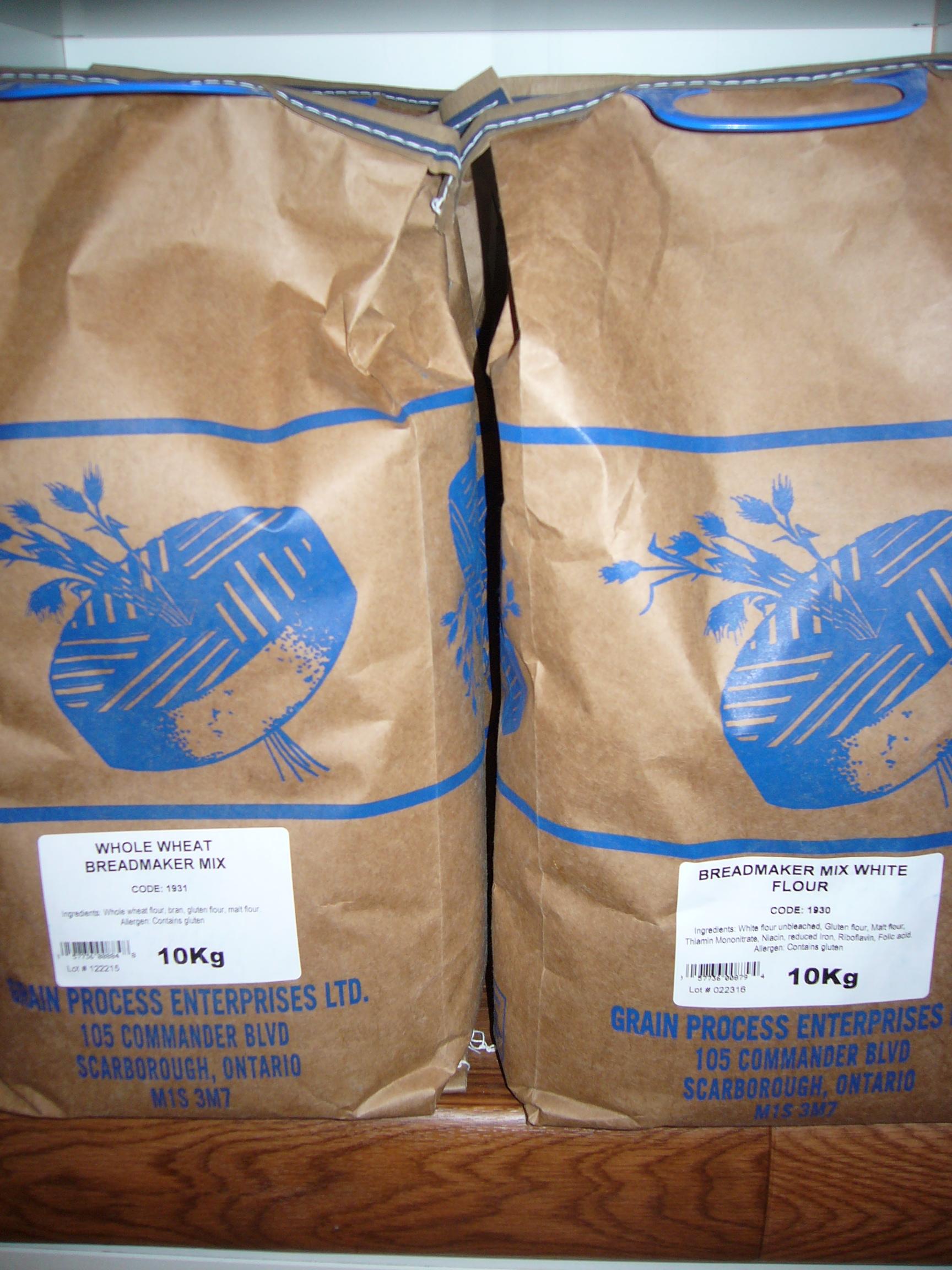 10 kg Bags