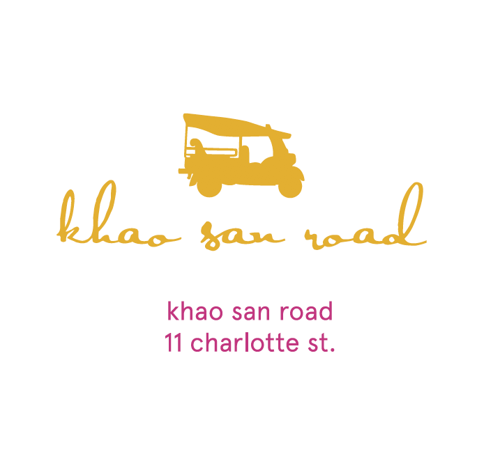 Khao San Road, Thai Food, Toronto