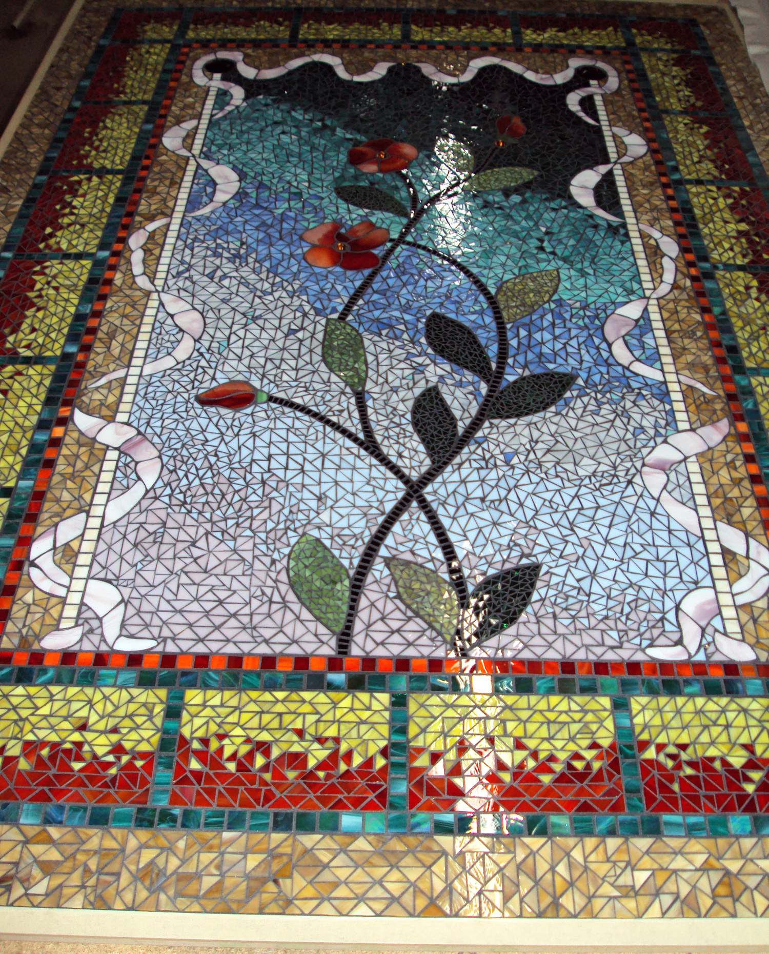 Glassroots Designs - Mosaic