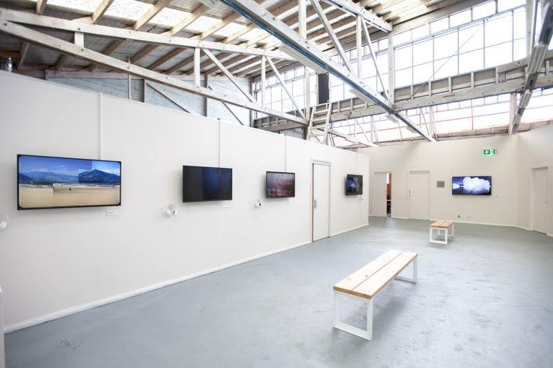 Installation View: Sawtooth Gallery, Tasmania