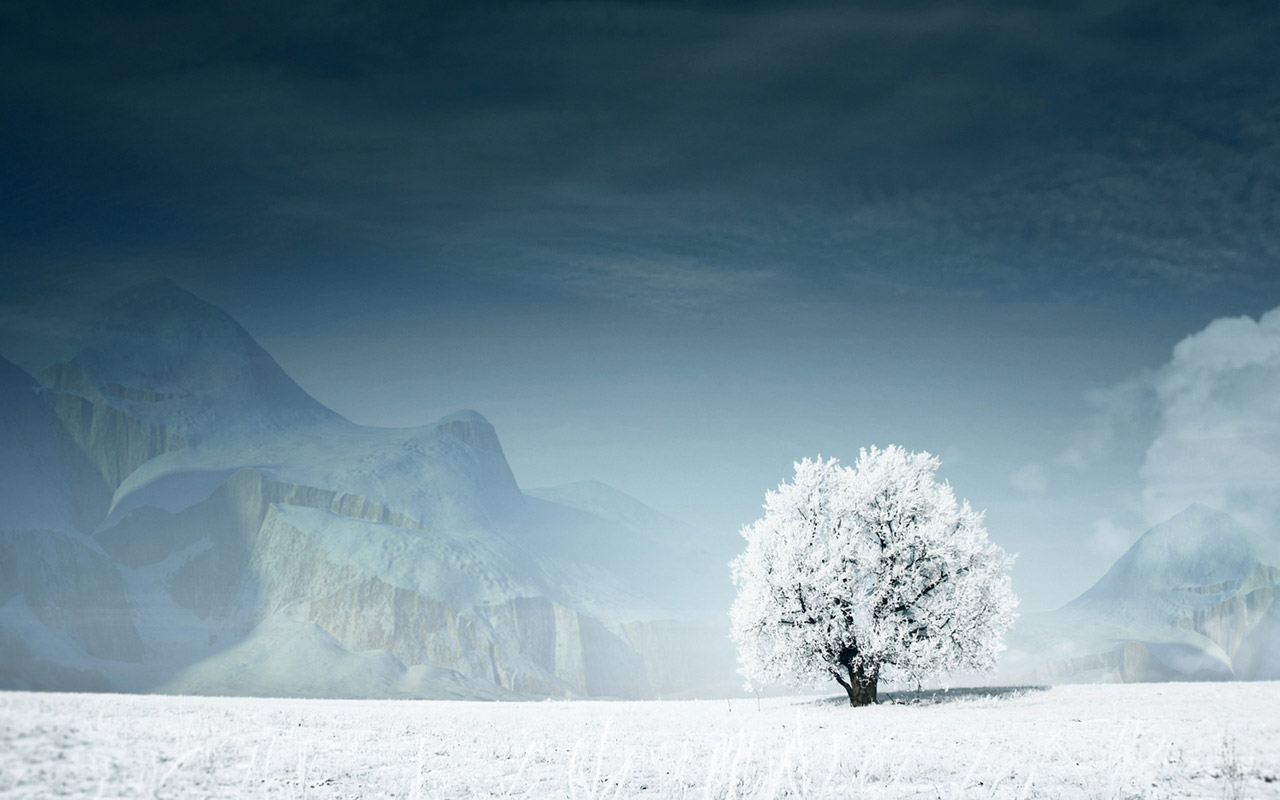 But lonely wintry hellscapes perk me right up.