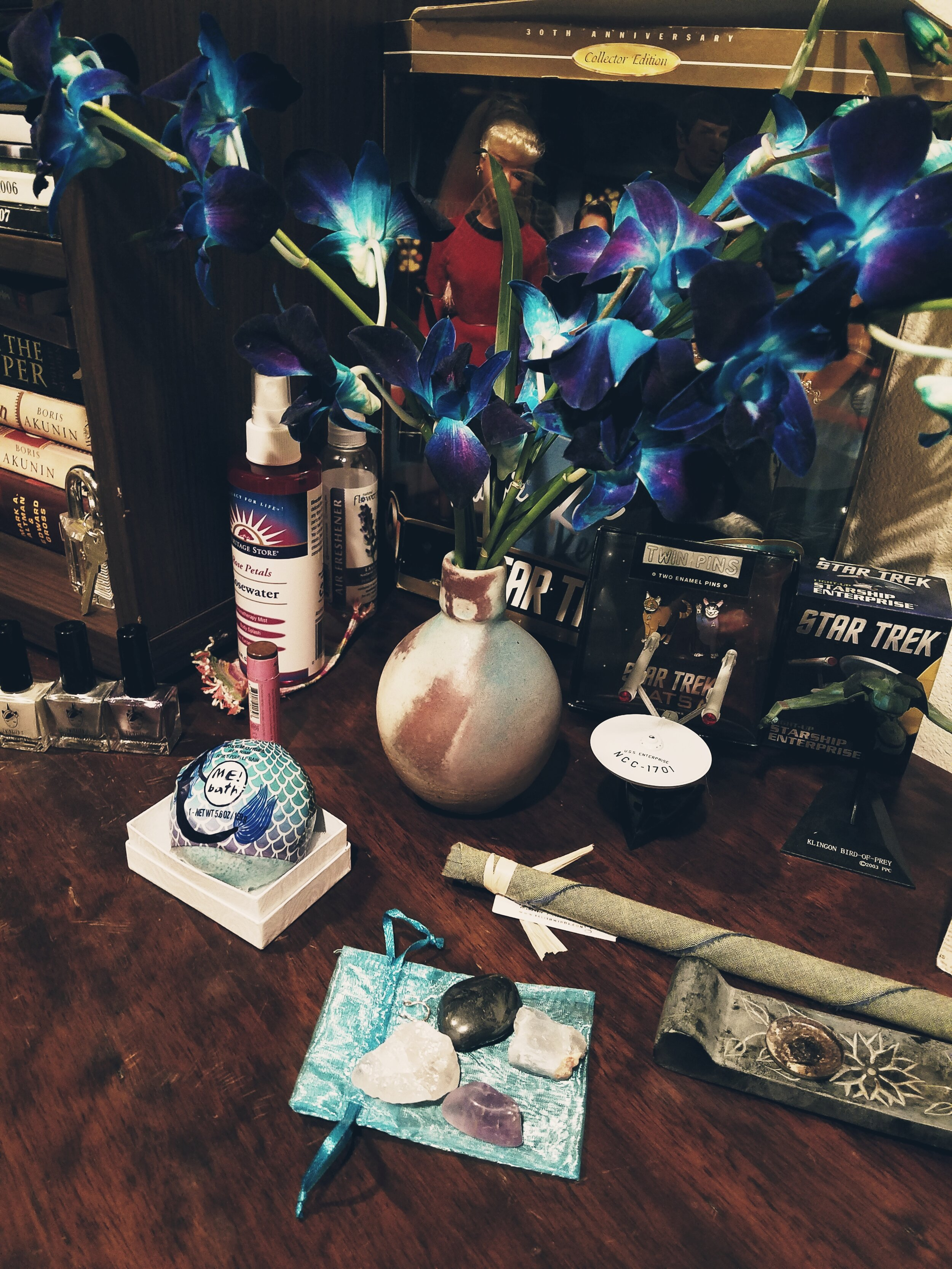 flowers on dresser.jpg