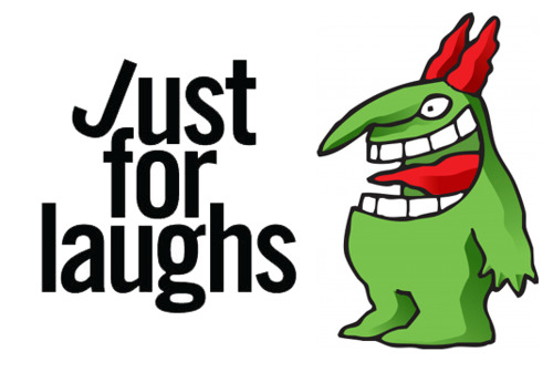 Showcase show for the Montreal Just For Laughs Festival