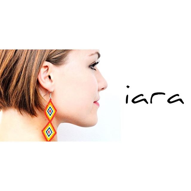 Looking forward to sharing our new inventory with you, but for now, bask in the glory of our Santa Fe earrings - the perfect mix of sweet and spicy. #weariara #iarabeadwork #iara #etsy #etsyshop #etsyseller #etsystore #etsyfinds #etsyfavorites #etsyelite #handmade #handmadejewelry #handwoven #handmadewithlove #supporthandmade #creative #creativity #create #craft #travel #travelgram #santafe #newmexico #madeinnewmexico #newmexicotrue #newmexican