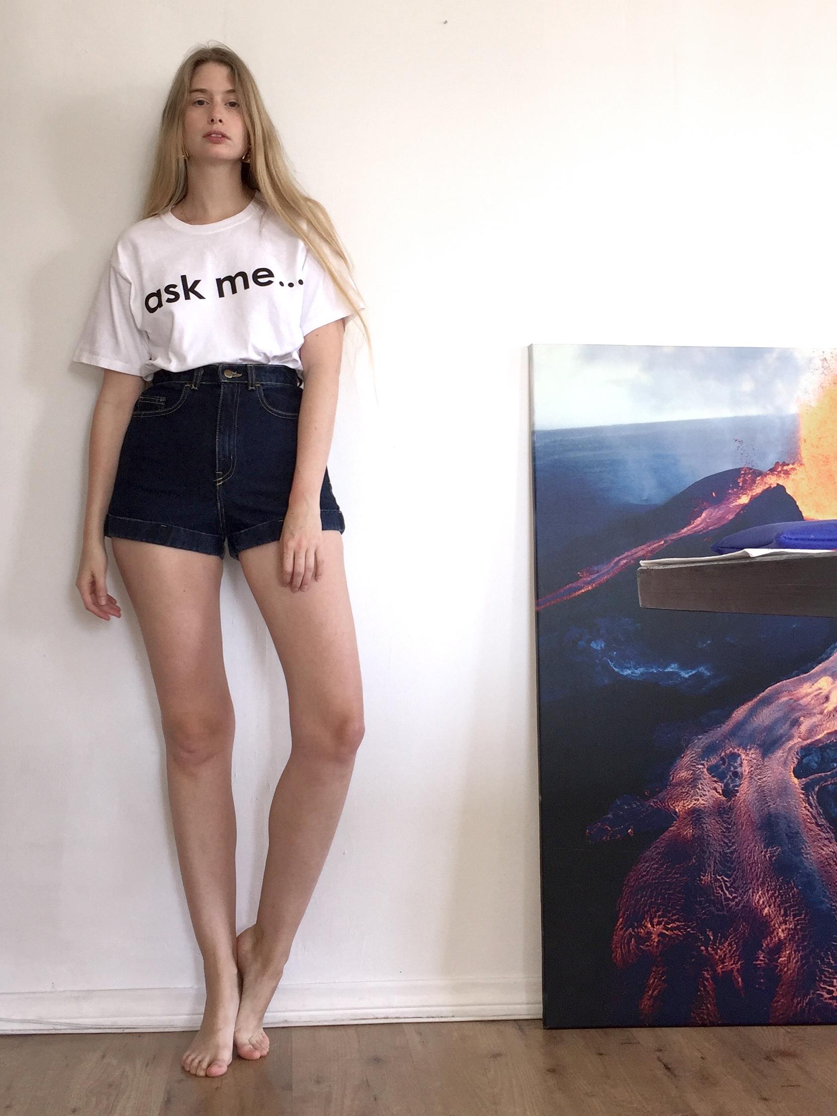 t-shirts  $20.00