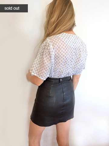 blouse   $15.00