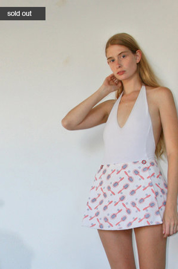 skirt   $20.00