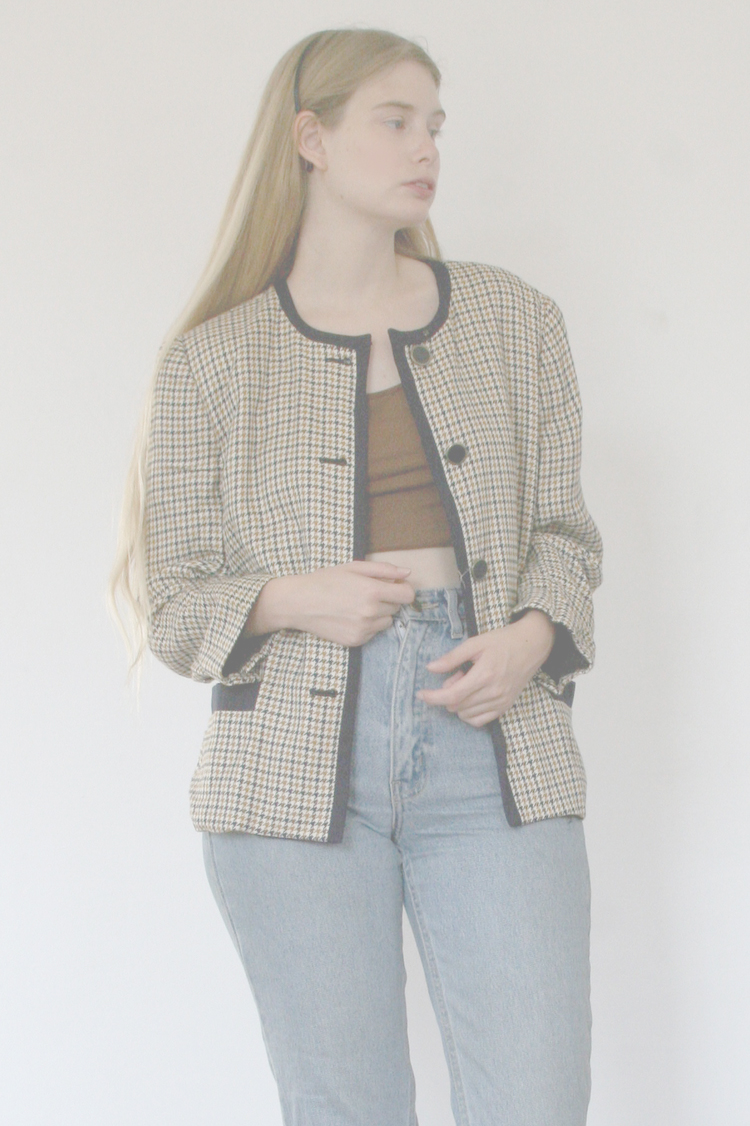 blazer SOLD OUT  $40.00