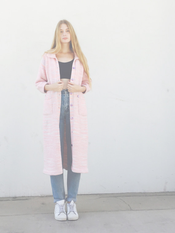 cardigan SOLD OUT  $30.00