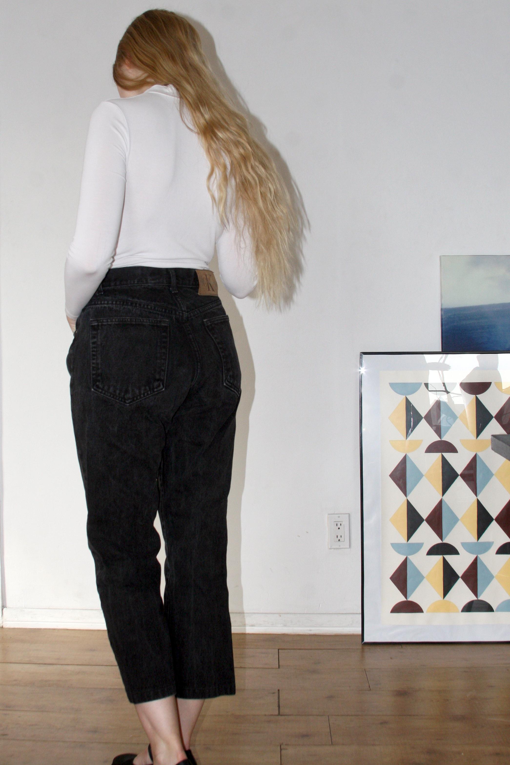 calvin klein jeans   $60.00