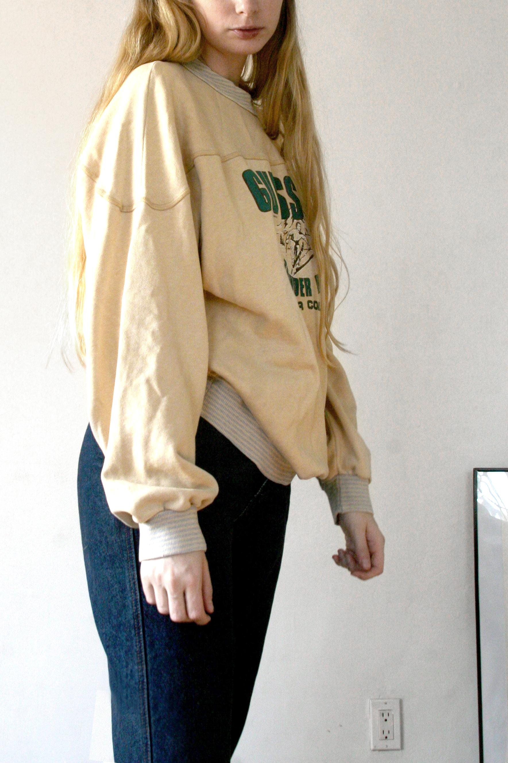 Guess sweatshirt   $65.00