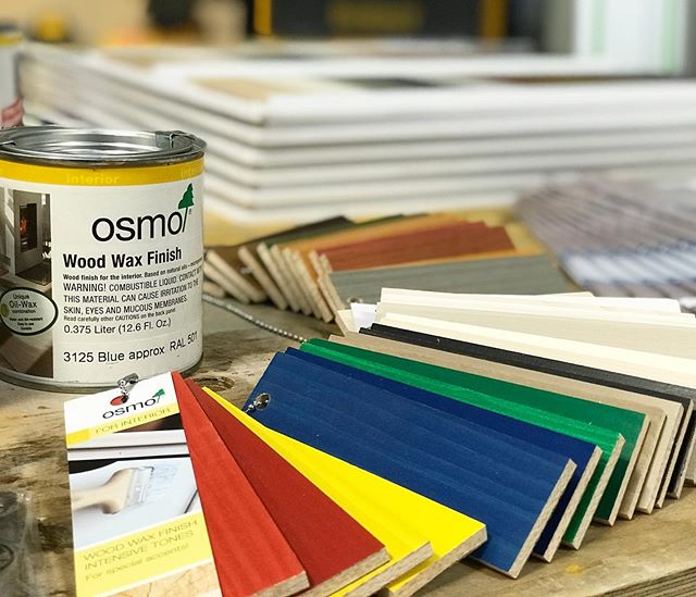 N E W  P R O D U C T S! . . We now have a fully stocked selection of OSMO finishing products. After amazing results over the past couple of years we decided to be an official supplier for @osmo_usa We will be giving in-house classes and online tutorials on how to achieve amazing results using these oils/waxes for a long lasting-durable finish. We have a variety of sheens and colors designed for both interior/exterior. Feel free to stop by or give us a call for@more information! We will also have the entire selection on our website soon where you'll be able to purchase and get it shipped directly to your door. . . . #oil #wax #woodwork #diy #handmade #woodfinish #finewoodworking #resintable #rivertable #epoxy #resin #handtools #furniture #cabinets #finishes #woodfloors #designer #design #build #fabrication #raleigh #nc #woodworkersofinstagram #slab