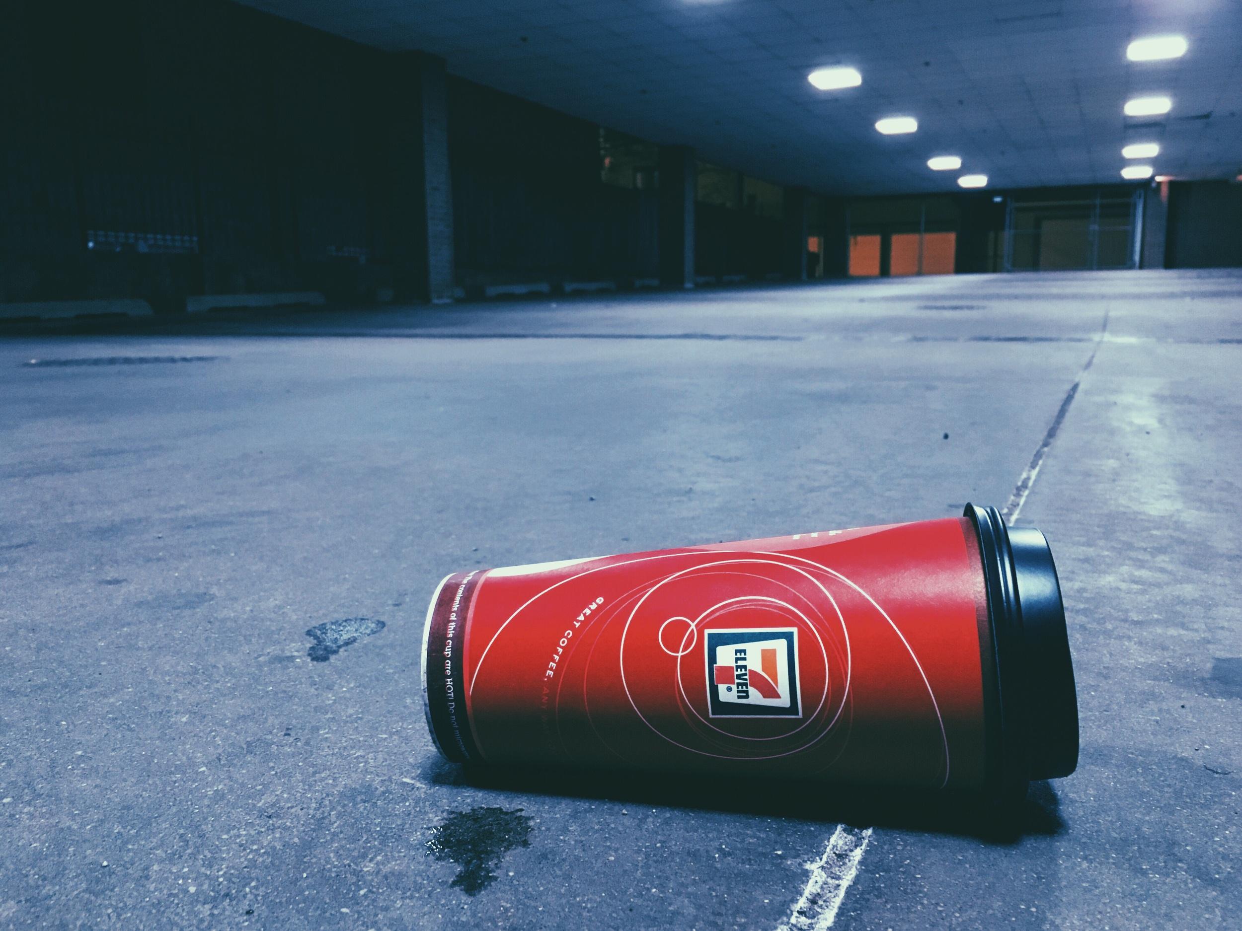 Red Trash