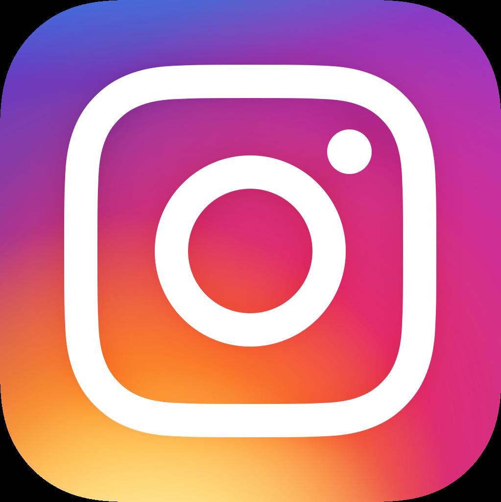 Instagram's new icon.