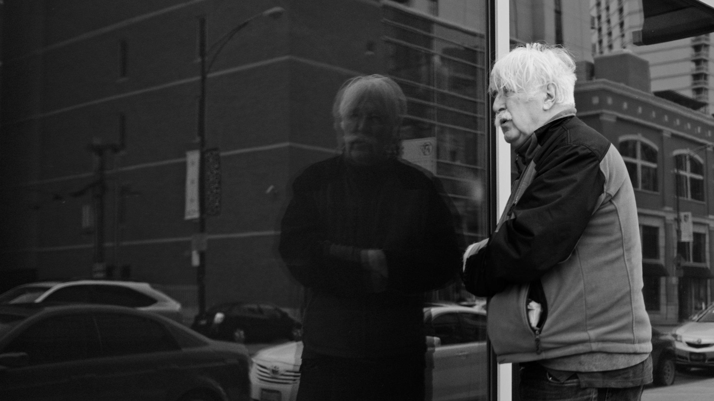 Two Men, Chicago, 3/1/2017