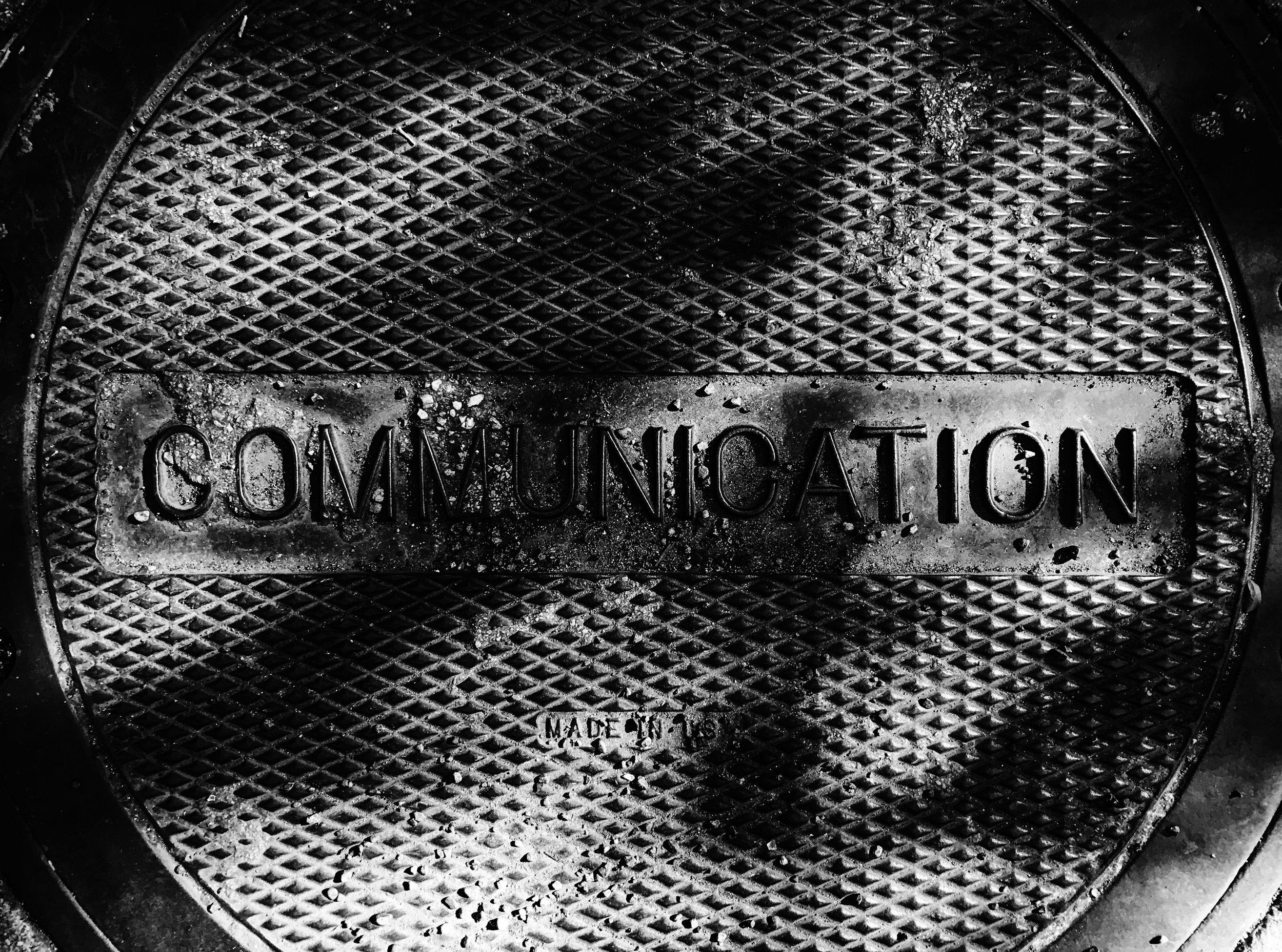 Communication, Chicago, 7/2/2017