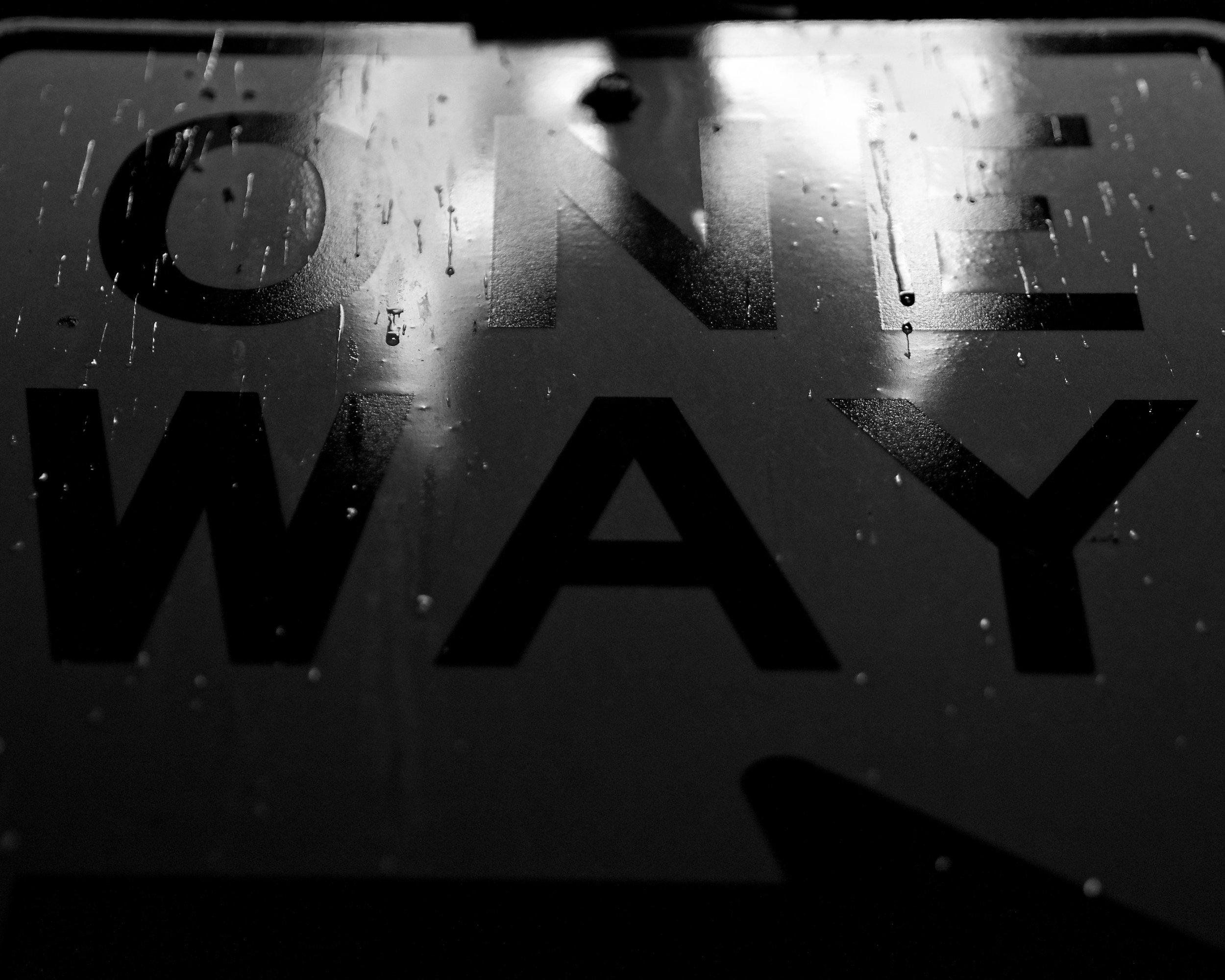 One Way, Chicago, 7/11/2017