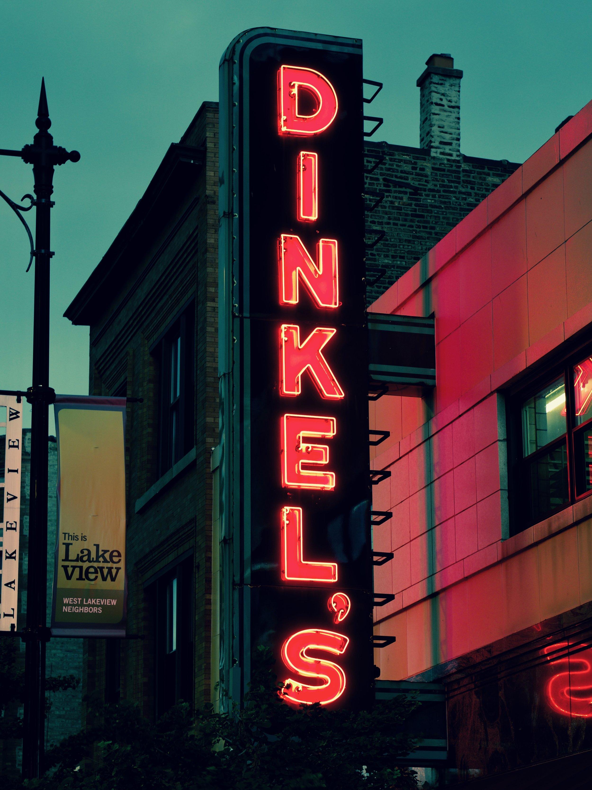 Dinkel's, Chicago, 7/12/2017