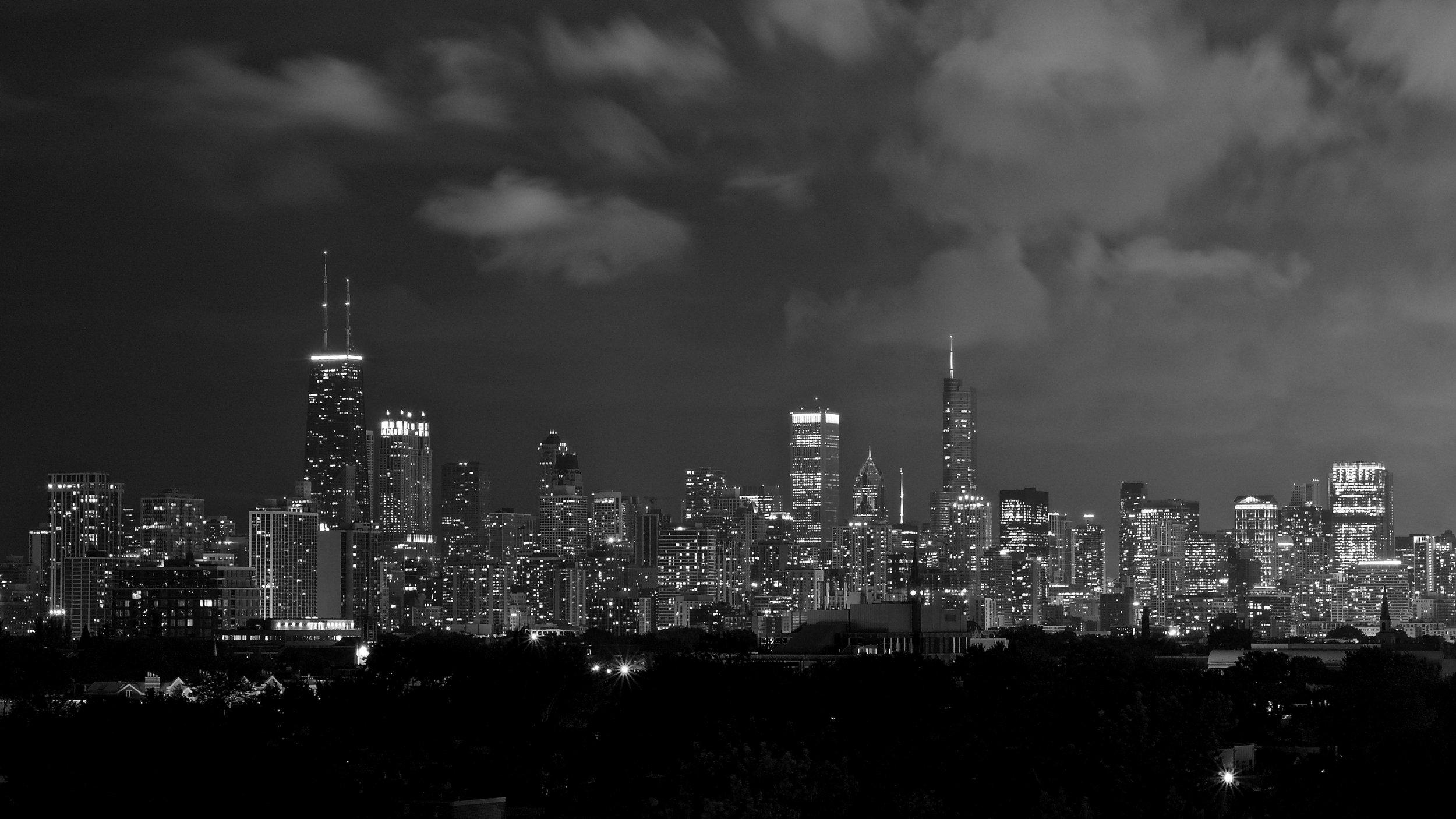 Skyline, Chicago, 8/11/2017