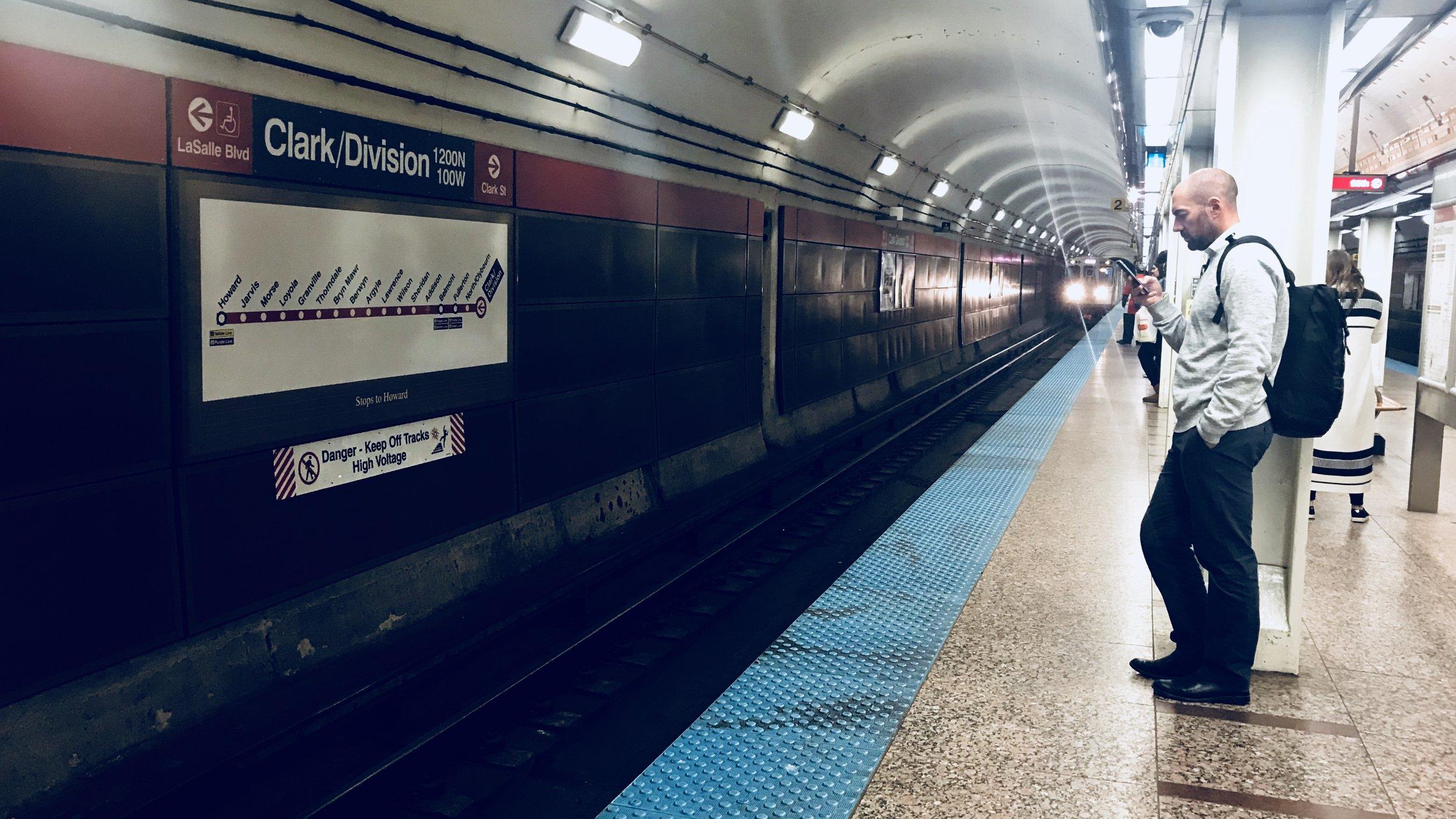 Clark/Division, Chicago, 9/28/2017