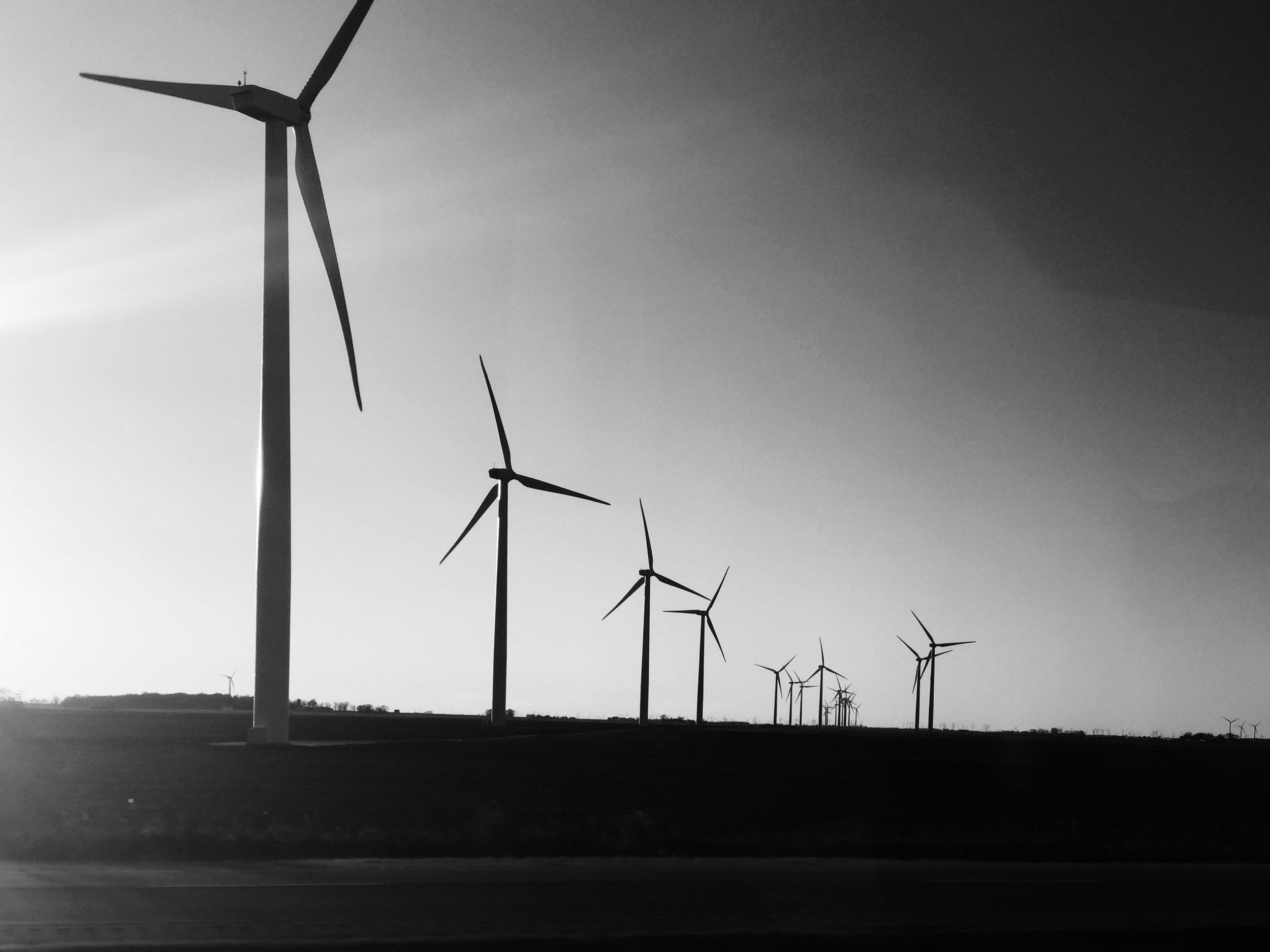 Wind, Prairie, IN, 11/25/2017