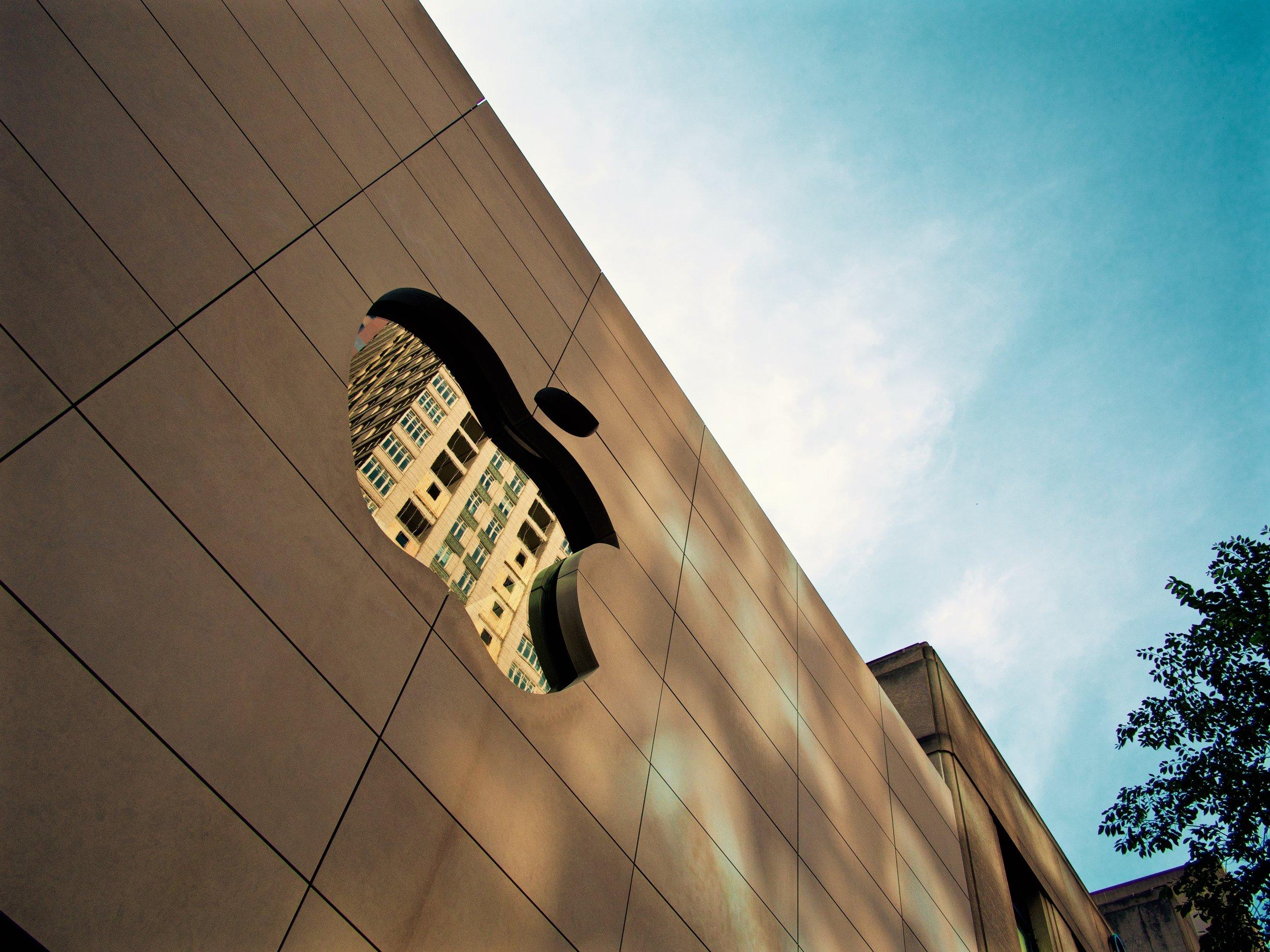 Apple Store North Michigan Avenue
