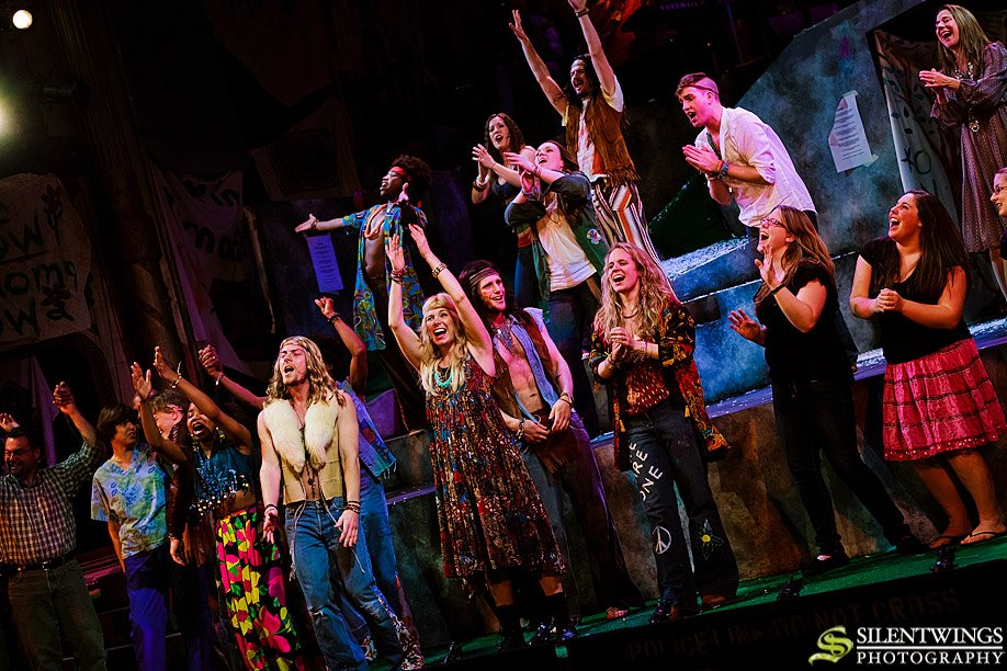 Hair, 2012, Cohoes Music Hall