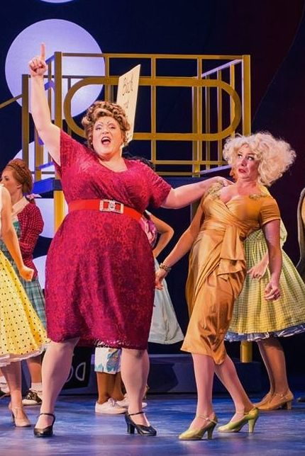"Hairspray, 2013, Arizona Broadway Theater (with Richard Koons as ""Edna"")"
