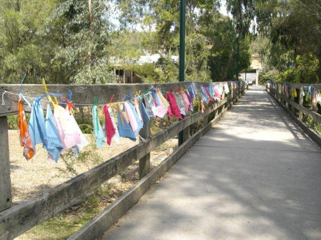 Prayer flags for Australia 2009 fire.jpg