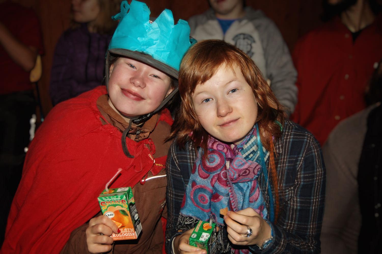 Mycket omsorgsfullt arbete läggs på förberedelserna av de speciella dagar vi firar på Solberga. Det hjälperbarnen och medarbetarna och grannarna att seatt de alla är en del av ettsammanhang och även en del avrytmen genom årstiderna.