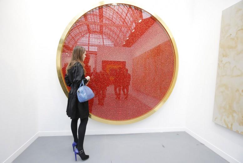 France FIAC Art Fair