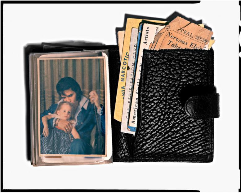 Henry Leutwyler Elvis Wallet