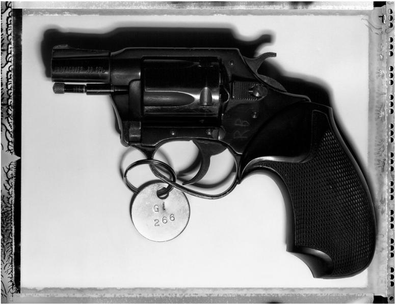 Henry_Leutwyler_gun_that_shot_john_lennon