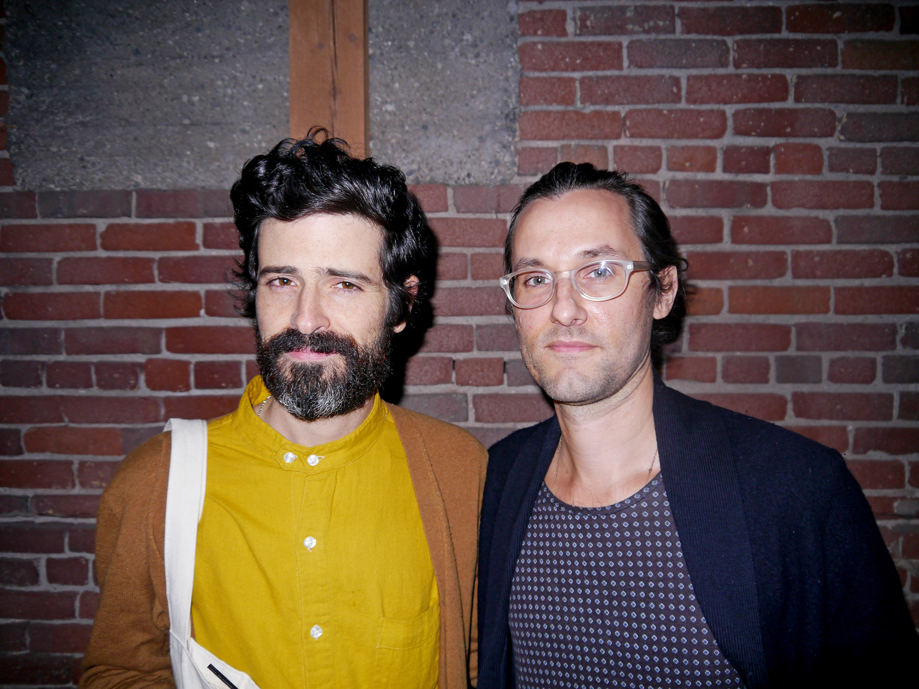Devendra Banhart and Luckey Remington