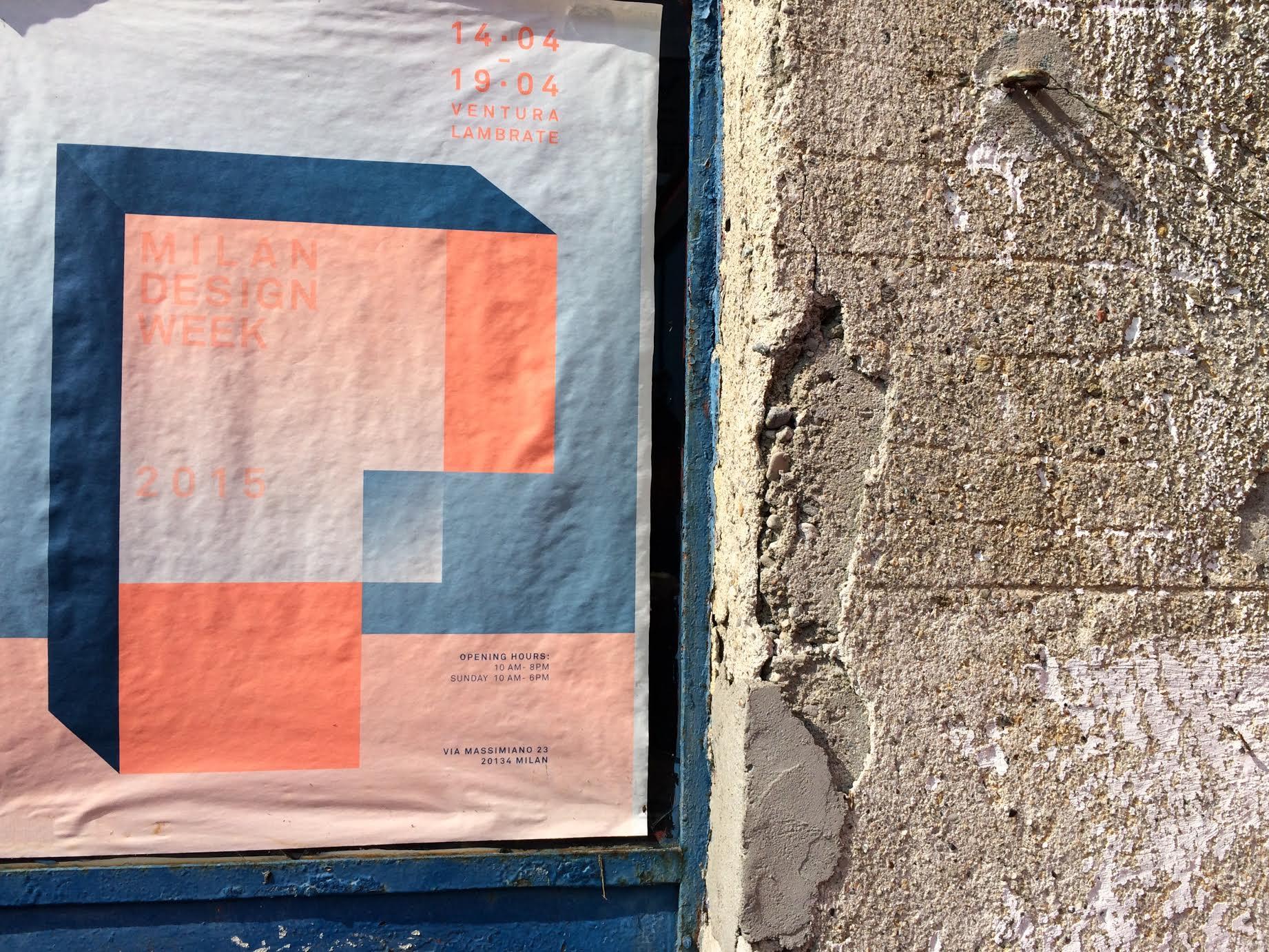 Ventura Lambrate poster