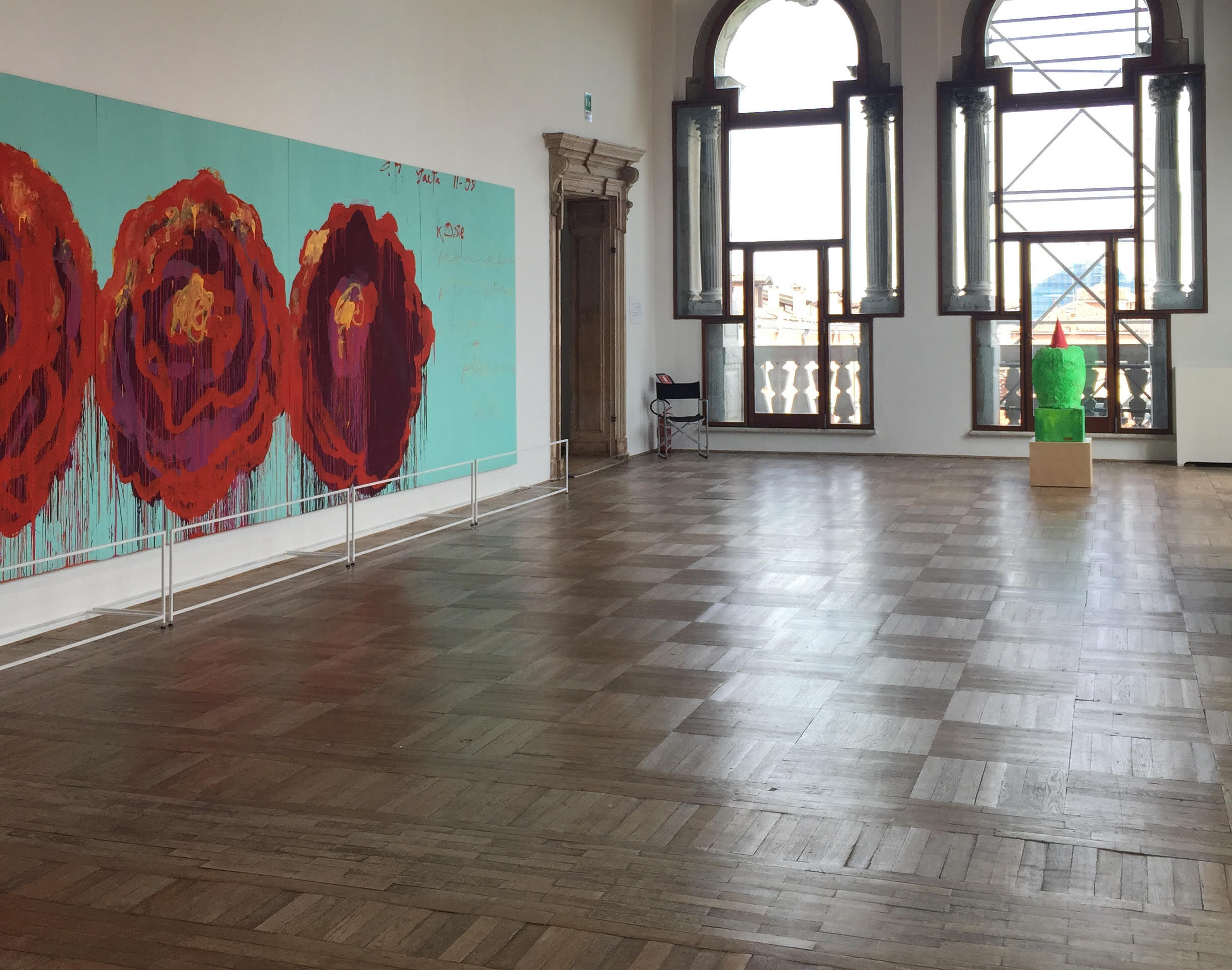 Cy Twombly - six decades of work presented by the Twombly Foundation
