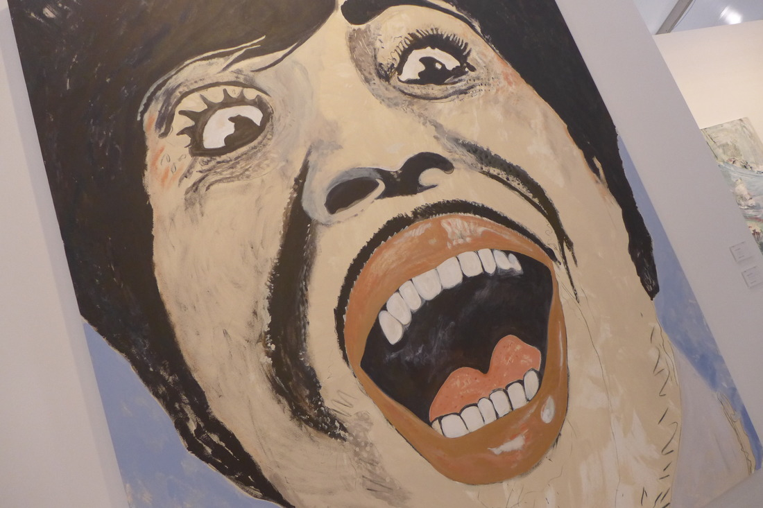 Little Richard by Jack Pierson at Cheim & Read