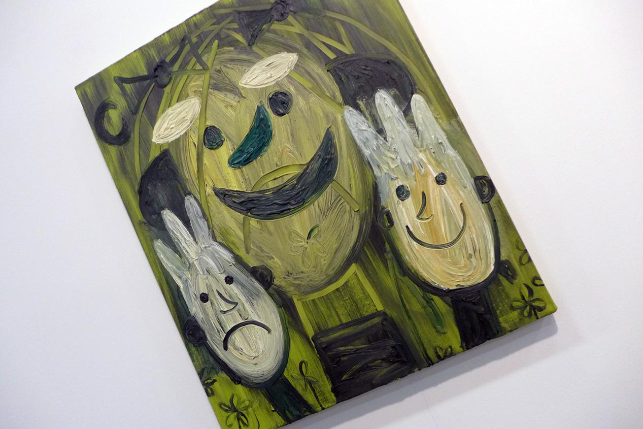 Brian Kokoska at Loyal Gallery