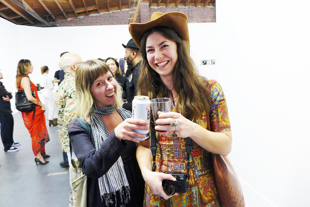 Megan Mcisaac and Friend